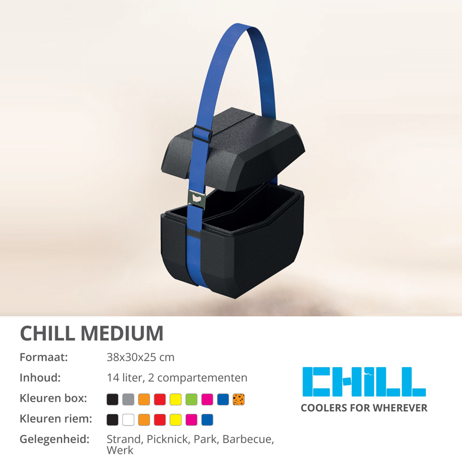 chill medium specificaties