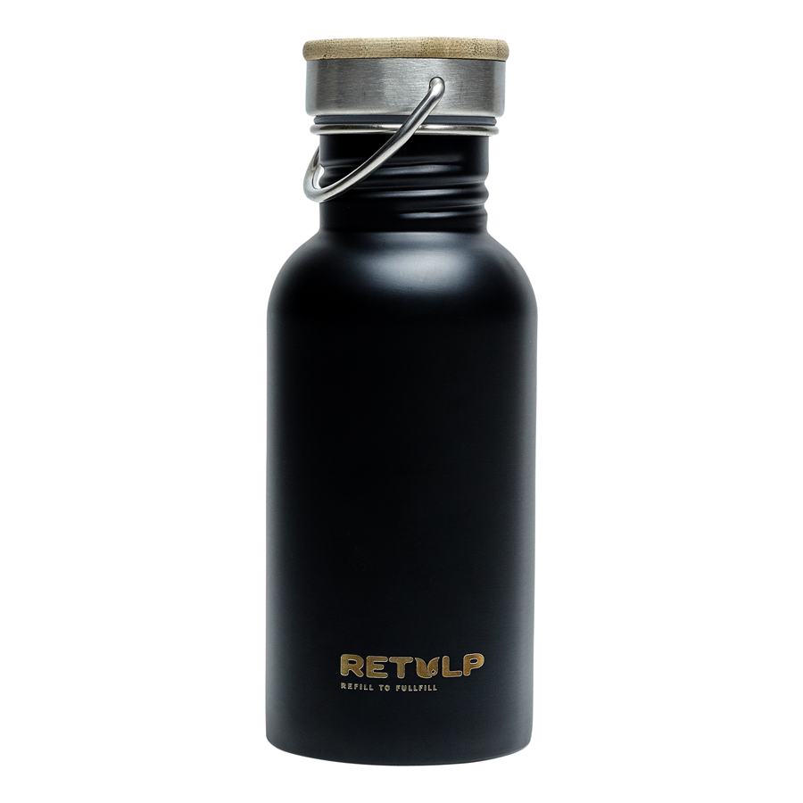 Waterfles bedrukken 500 ml