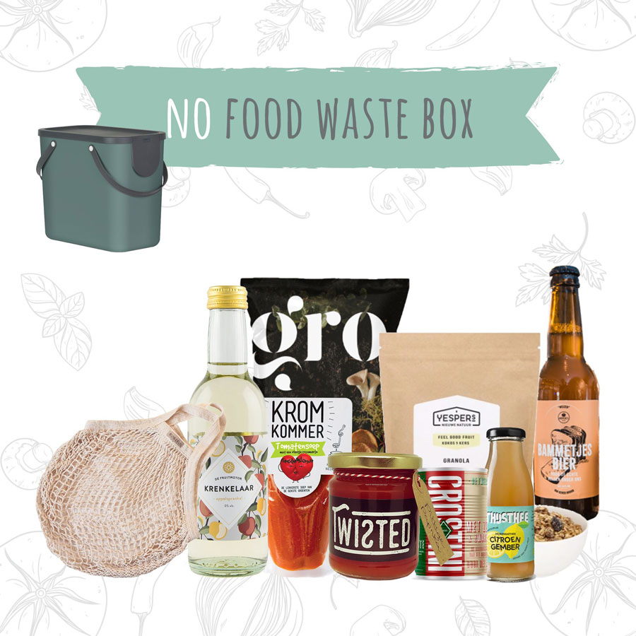 No food waste Box