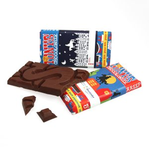 Gepersonaliseerde Tony's Chocolonely letterreep