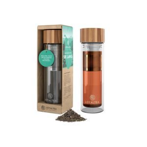 Loyaltea Go infuser