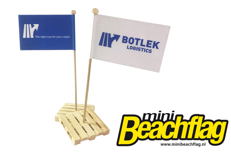 Mini Pallet by Mini Beachflag