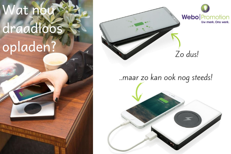 Wirelesscharging Webo Promtion