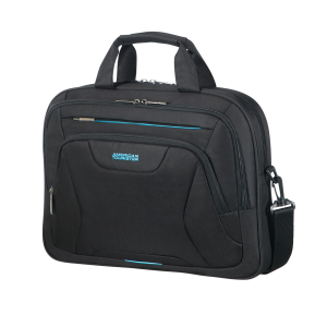 American Tourister At Work Laptoptas met logo