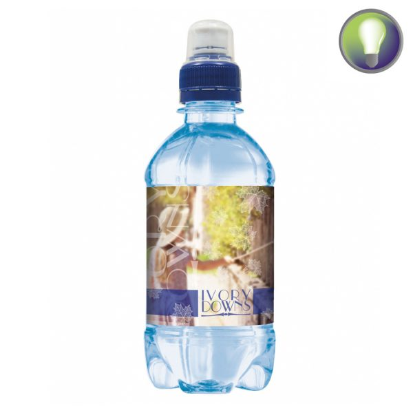 Bedrukte Dopper, waterfles, bidon