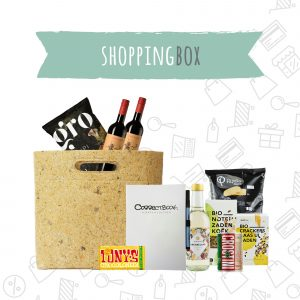 Circulaire Shopping Box
