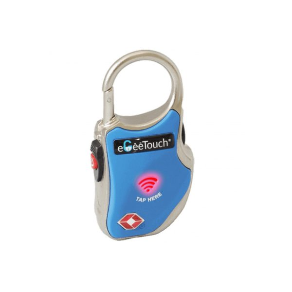 EGEETOUCH BLUETOOTH SLOT BLAUW