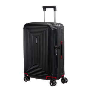 Samsonite Neopulse Spinner 55 koffer met logo