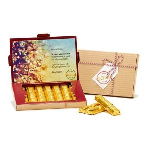 Golden Christmas Bars