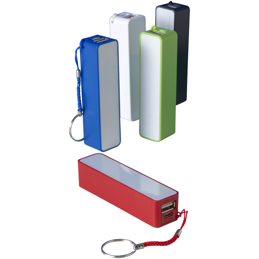 Bedrukte Jive powerbank 2.000 mAh