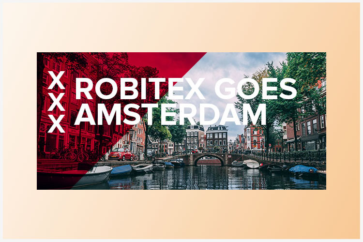 Robitex goes Amsterdam