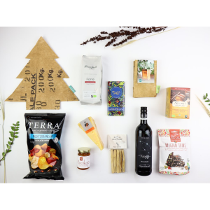 Fairtrade-Kerstpakket