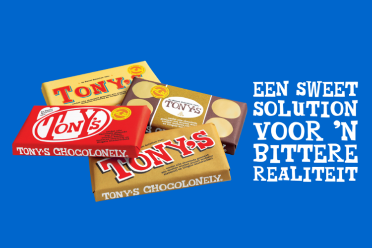 Tonys Chocolonely Sweet Solution